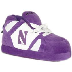 Comfy Feet Northwestern Wildcats 01 Purple/White