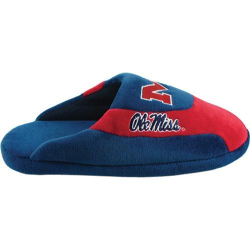Comfy Feet Ole Miss Rebels 07 Red/Navy