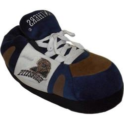 Comfy Feet Pittsburgh Panthers 01 Blue/Brown/White