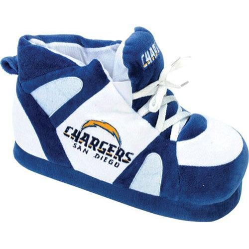 Men's Comfy Feet San Diego Chargers 01 Navy/White