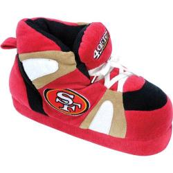 Men's Comfy Feet San Francisco 49ers 01 Red/Gold