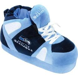 Men's Comfy Feet Seattle Seahawks 01 Blue/Navy