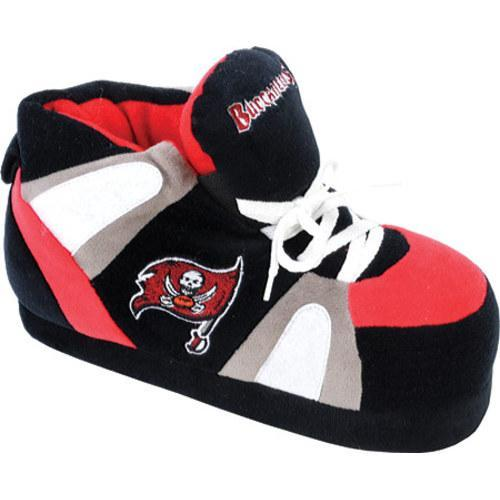 Men's Comfy Feet Tampa Bay Buccaneers 01 Black/Red