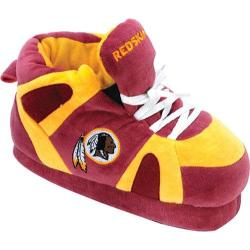 Men's Comfy Feet Washington Redskins 01 Burgundy/Gold