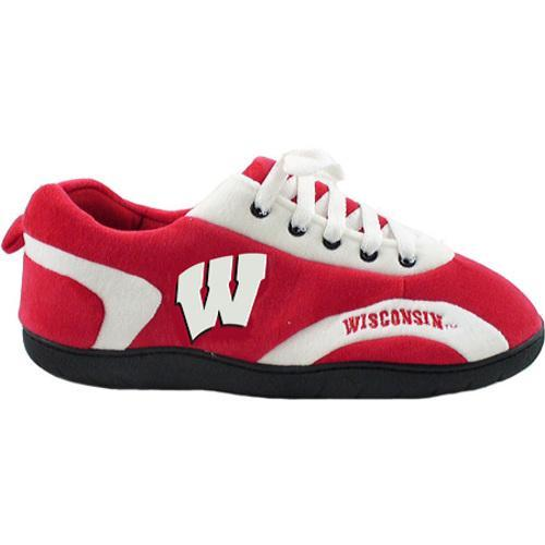 Comfy Feet Wisconsin Badgers 05 Red/White
