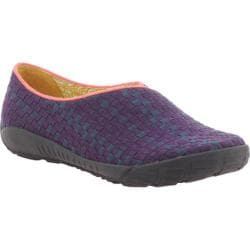 Women's dimmi Explore Purple Fabric
