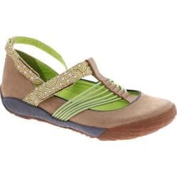 Women's dimmi Walk Tan Leather