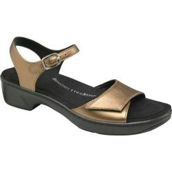 Women's Drew Iris Copper Softy Calf