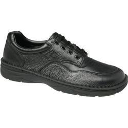 Men's Drew Worthington Black Tumbled Leather