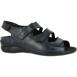 Women's Durea Hilary Blue Calf