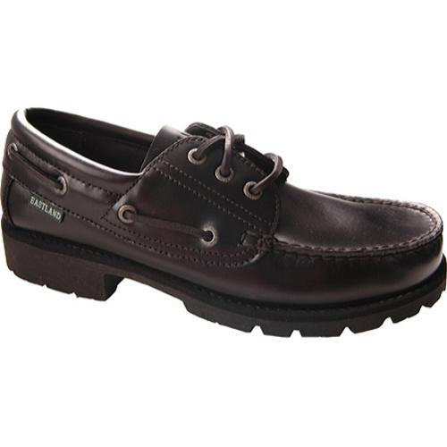 Men's Eastland Seville Black Leather