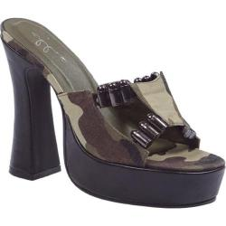 Women's Ellie Army-557 Camo