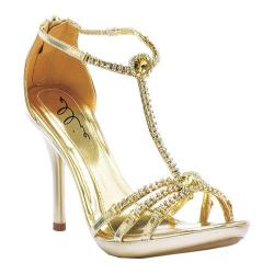 Women's Ellie Darling-431 Gold PU