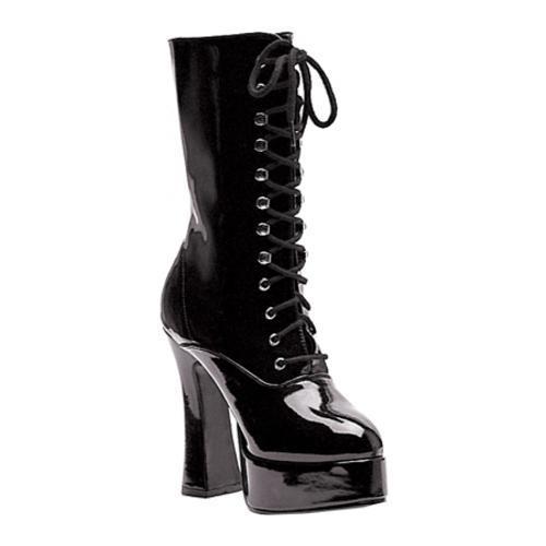 Women's Ellie Dolly-557 Black Patent