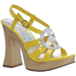 Women's Ellie Funk-500 Yellow