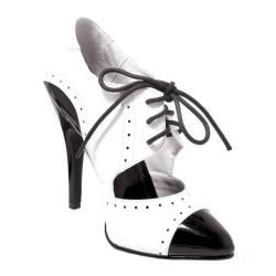 Women's Ellie Gangster-511 Black/White