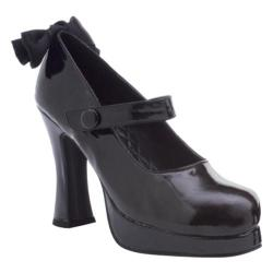 Women's Ellie Glenda-425 Black Patent