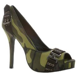 Women's Ellie PFC-423 Camouflage Fabric