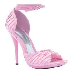 Women's Ellie Pomona-459 Pink Satin