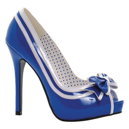 Women's Ellie Siren-518 Royal Blue PU