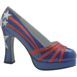 Women's Ellie Starburst-425 Blue/Red