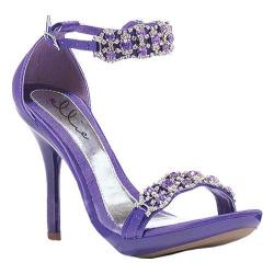 Women's Ellie Sterling-431 Violet PU