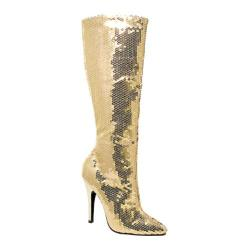 Women's Ellie Tin-511 Gold