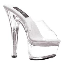 Women's Ellie Vanity-601 Clear