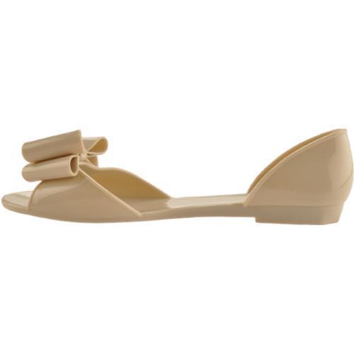 Women's Fiebiger Shoes Sandfly Nude/Beige
