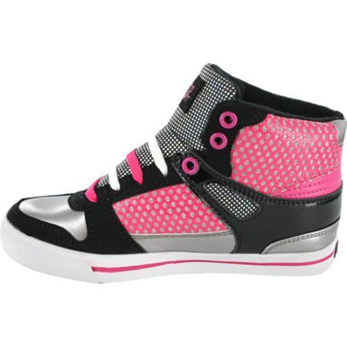 Women's Gotta Flurt Hip Hop Hot Pink Polyurethane