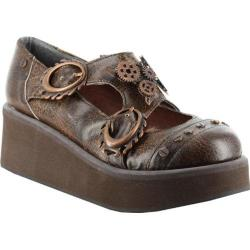 Women's Hades Franks Lab Brown