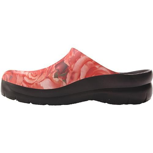 Women's Jollys Picture Clog Roses