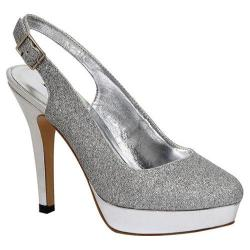 Women's Lava Shoes Kiki Silver
