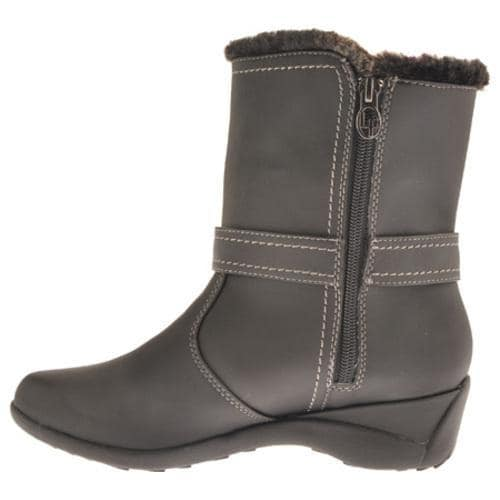 Women's London Fog Belle Black