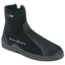 NeoSport Wetsuits 5mm Hard Sole Boot Black