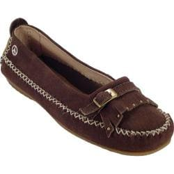Women's Peace Mocs Emily Chocolate