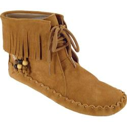 Women's Peace Mocs Margaret Tan