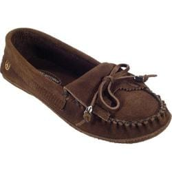 Women's Peace Mocs Megan Chocolate