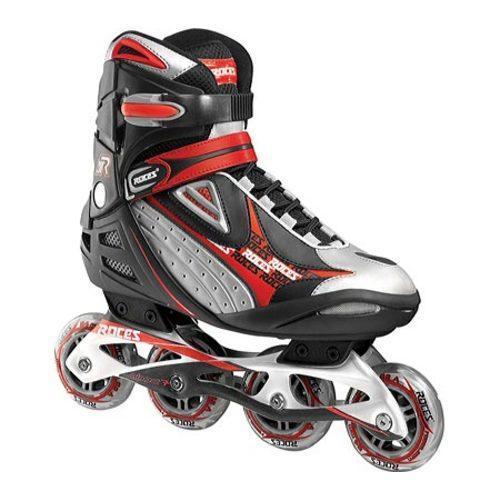 Men's Roces 621 Inline Skates R200 Black/Red