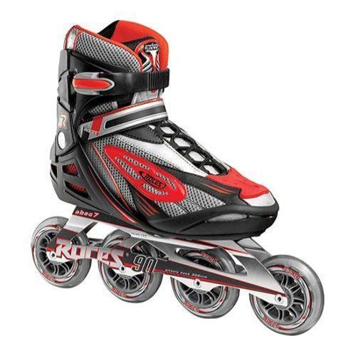 Men's Roces 631 Inline Skates R300 Black/Red