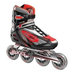 Men's Roces 631 Inline Skates R300 Black/Red