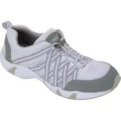 Women's RocSoc 8170 White/Grey