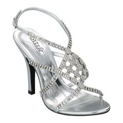 Women's Sizzle Broadway Silver Metallic