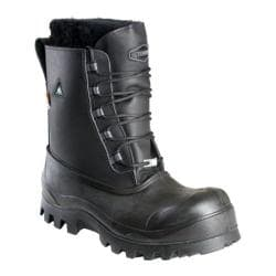 Men's Terra Blackcomb Black Full Grain Leather