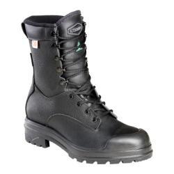 Men's Terra Fahrenheit Black Pebble Grain Leather