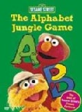 Sesame Street: The Alphabet Jungle Gam (DVD)