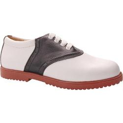 Girls' Willits Honor Roll II White/Black w/Red Sole