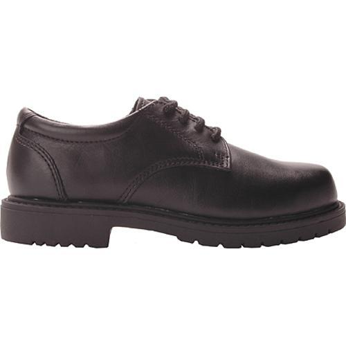 Boys' Willits Scholar Black Full Grain Leather