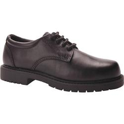 Boys' Willits Scholar Black Full Grain Leather