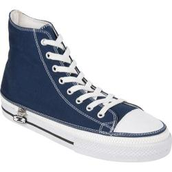 Zipz Denim Blue HiTop Denim Blue